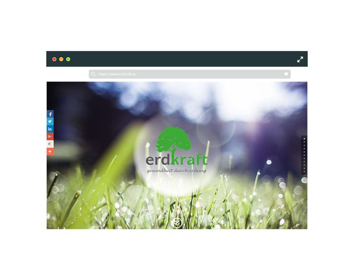 Flat-Browser-Erdkraft