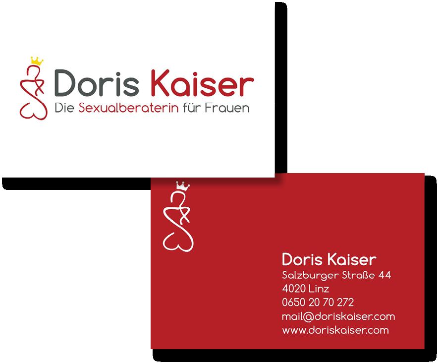 Visitenkarte Doris Kaiser
