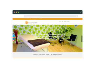 Website Ihre Energiebringerin Ingrid Pils