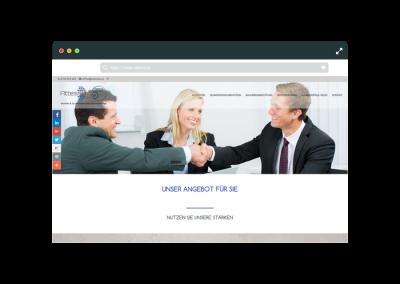 Webseite Attessa