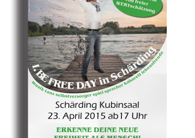 Poster B-FREE Day