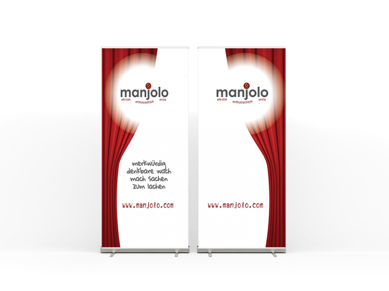 Roll-Up Manjolo