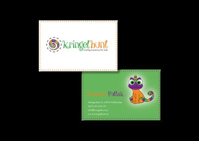 Visitenkarte Kringelbunt